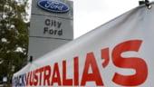 Ford isi inchide fabricile din Australia