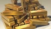 Curs valutar: Euro a scazut, dar aurul se mentine la un maxim din 2012