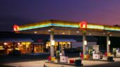 Rompetrol a majorat marti pretul benzinei cu 0,14 lei pe litru