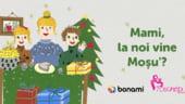 Bonami si Touched Romania lanseaza campania Daruieste un Craciun Fericit!