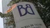 Cele mai tranzactionate actiuni de la Bursa s-au ieftinit cu 1,5%