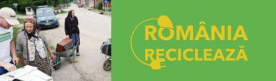 Din septembrie, Romania recicleaza din nou!
