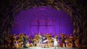 Spargatorul de nuci, o poveste de basm transpusa in pasi de balet pe scena Operei Nationale Bucuresti