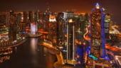 Dubai, de la dunele pustii la centrul mondial al afacerilor (Galerie foto)