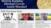 Modelarea sistemelor chimice pe calculator, o descoperire de Nobel pentru trei americani