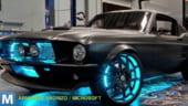 Ford Mustang 2012, operat de Microsoft Xbox, Kinect si Windows