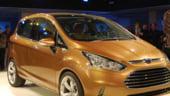 Ford opreste productia utilitarelor la uzina de la Craiova