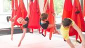 Fitness suspendat: Faci sport fara sa-ti fortezi incheieturile