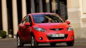 Mazda2 premiata de europeni