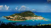 Insula Scrub, refugiul secret al celor bogati si puternici