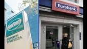UPDATE Actiunile NBG si Eurobank au scazut cu 30% pe bursa din Atena