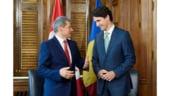 Canada confirma ridicarea vizelor pentru romani de la 1 decembrie 2017. Ciolos ii multumeste lui Trudeau pentru implicare