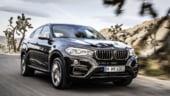 BMW prezinta noul X6