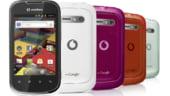 Vodafone lanseaza Smart II, smartphone la pret mic