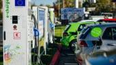 Primul centru de incarcare rapida a masinilor electrice din Europa de Est a fost inaugurat la Bucuresti