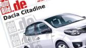 Dacia Citadine ar putea fi masina ieftina promisa de Renault