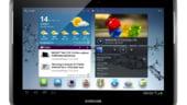 Tableta Galaxy Tab 2 de 10 inci, mai inceata decat predecesoarea