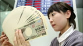 Japonia slabeste yenul pentru a proteja cresterea economica