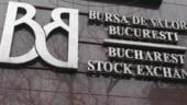 Bursa a scazut usor, pe un rulaj sustinut de actiunile FP