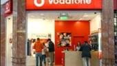 Venituri totale Vodafone Romania au atins suma de 1,184 miliarde euro