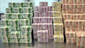 Rezervele valutare la BNR au crescut in mai cu 280 milioane euro, la 32,69 miliarde euro