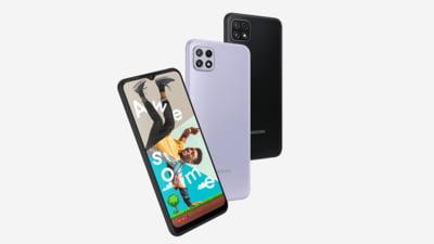 Review Samsung Galaxy A22 5G - un telefon stabil, pregatit pentru provocarile zilnice