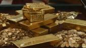 Increderea investitorilor in economie scade pretul aurului cu 5%