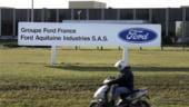 Ford vinde nemtilor o fabrica din Franta
