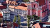 Slovenia, spirit modern intr-o tara baroca
