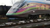 Primul tren electric facut in Romania e gata si asteapta sa il cumpere cineva