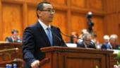 Ponta: Guvernul actual nu poate sa indrepte greselile trecutului din absorbtia fondurilor UE