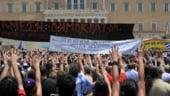 Criza din Grecia merge inainte. Veniturile fiscale sunt in scadere
