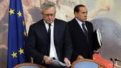 """Roubini se bucura ca a scapat de """"mafiotul Berlusconi"""""""