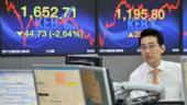 Bursele asiatice au cazut puternic, dupa decesul liderului nord-coreean