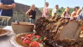 Descopera povestea porcului de Bazna pedaland prin Colinele Transilvaniei