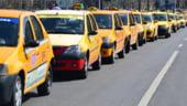 Nordul Capitalei va fi paralizat joi de protestul taximetristilor suparati pe Uber