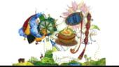 Google sarbatoreste Ziua Nationala a Romaniei printr-un logo special