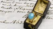 Un inel cu valoare sentimentala, al scriitoarei Jane Austen, scos la licitatie la Londra