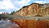 Rosia Montana. Prin trocul cu canadienii, Guvernul promite redevente de 24 de carate