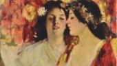 """Doua fete"" de Luchian, cel mai bine vandut tablou romanesc la o licitatie in 2013"