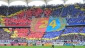 Sarbatoare in Piata Constitutiei: Steaua a incheiat campionatul cu artificii FOTO