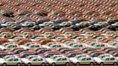 Vanzarile auto in picaj: Scadere de 12% in primele patru luni