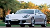 Porsche Panamera, primul coupe cu 4 usi al producatorului german