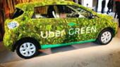 Bucurestiul e primul oras din Europa Centrala si de Est in care a fost lansat Uber Green