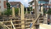 Romania are cea mai mare crestere anuala a lucrarilor de constructii din UE