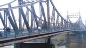 Pod vechi inlocuit de autoritatile din Arad cu o investitie de 320.000 lei