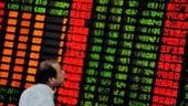 Piata din China scade din cauza Greciei