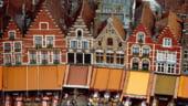 Vacanta pe cont propriu Bruges, un oras mai ieftin si mai stilat decat Bruxelles