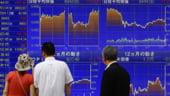 Bursa de la Tokyo a inchis sedinta de vineri in scadere, in ciuda evolutiei bune de pe Wall Street
