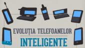 "Evolutia smartphone-urilor, de la ""caramida"" la gadgeturi"